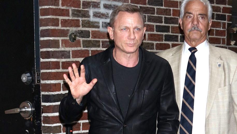 Daniel Craig /PBG    /PAP/EPA