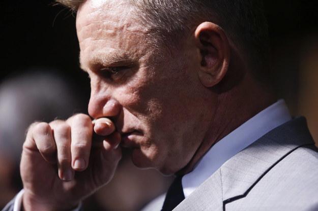Daniel Craig /RINGO CHIU /PAP/EPA