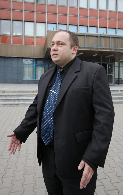 Daniel Lubaszka, szef biura podróży Blue Rays /PAP