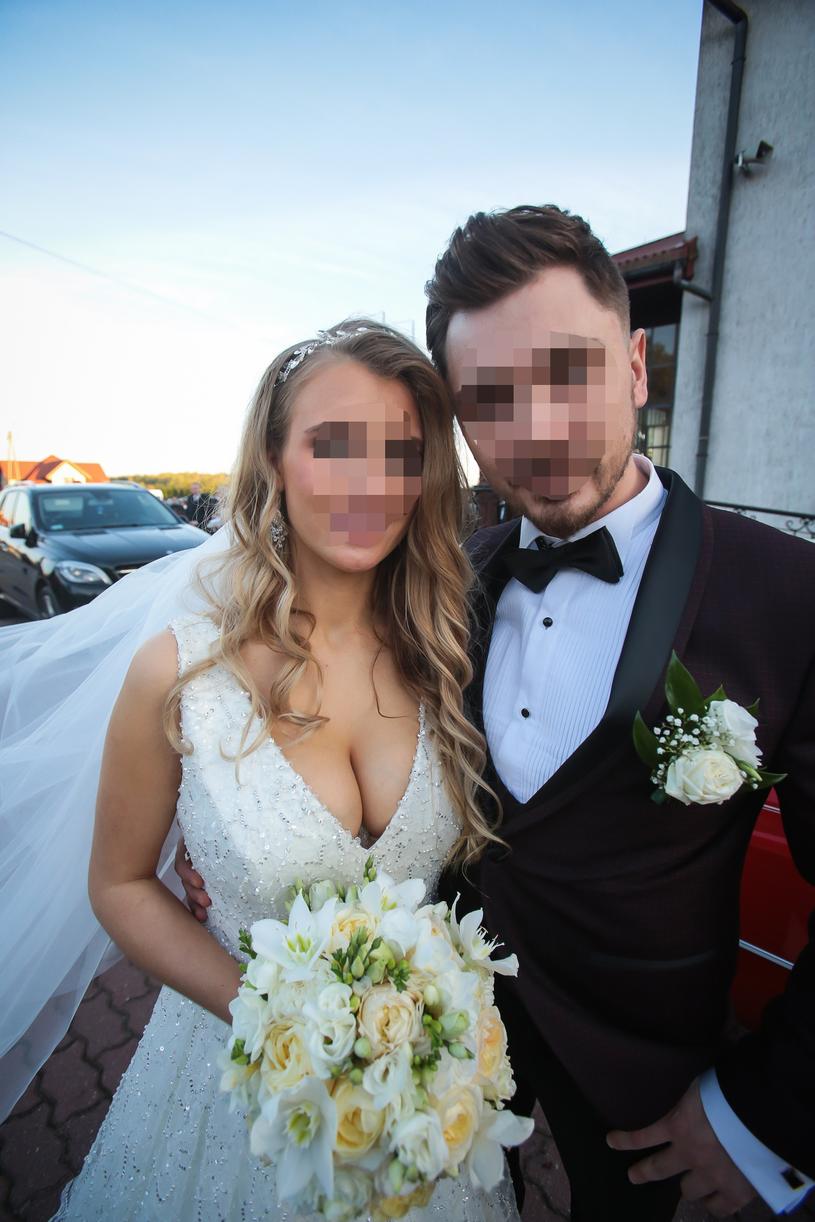 Daniel M. z żoną /Piotr Grzybowski /East News