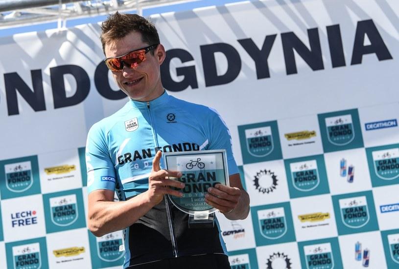 Daniel Majkowski - Gran Fondo Gdynia /Sport Evolution /materiały prasowe