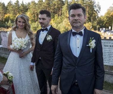 Daniel Martyniuk po ślubie. Zenek Martyniuk (Akcent) szaleje za perkusją [ZOBACZ WIDEO]
