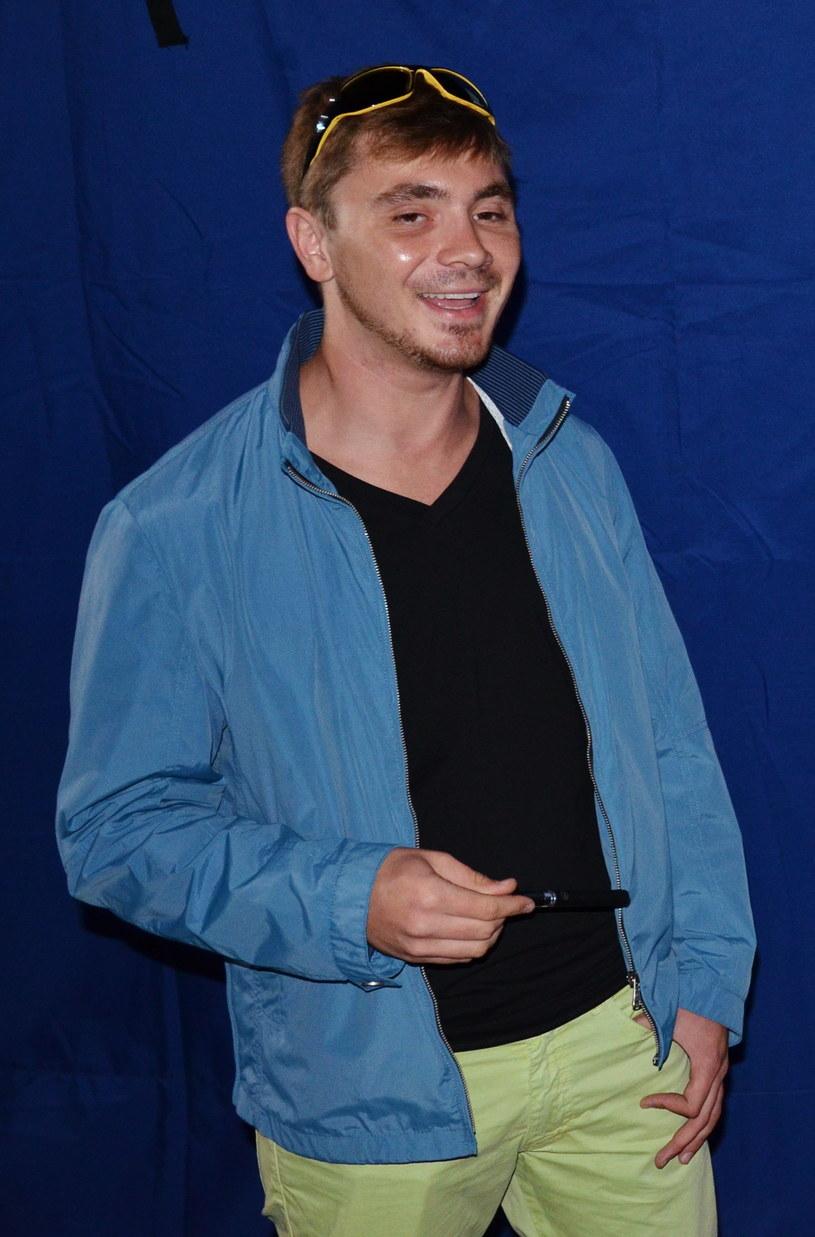 Daniel Martyniuk w 2014 roku /Marek Kwiecień /Agencja FORUM