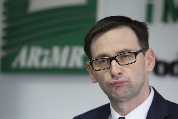 Daniel Obajtek, prezes Energi. Fot. Marek Maliszewski /Reporter