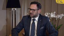 Daniel Obajtek, prezes Orlenu: Na naszych stacjach zawsze będzie benzyna