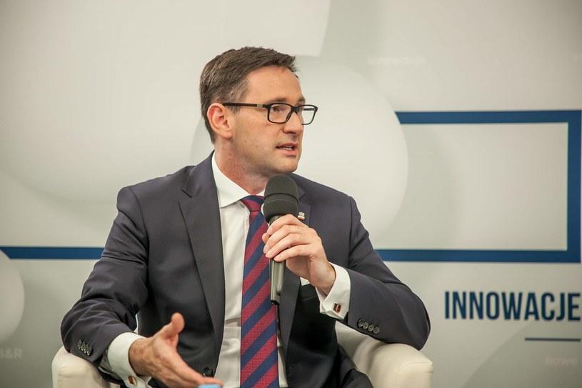 Daniel Obajtek, prezes PKN Orlen /INTERIA.PL