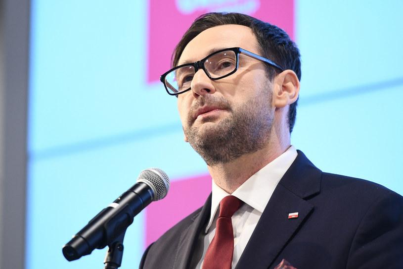 Daniel Obajtek, prezes PKN Orlen /Rafał Oleksiewicz /Reporter
