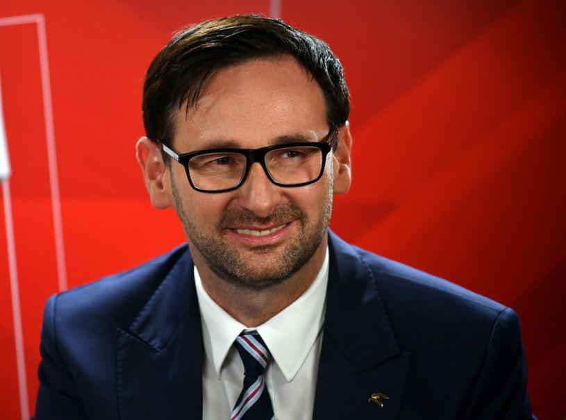 Daniel Obajtek, prezes PKN Orlen /Artur BARBAROWSKI/East News /East News