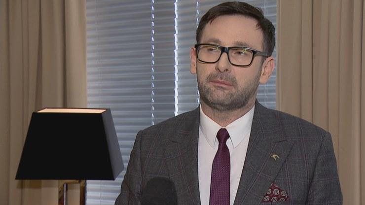 Daniel Obajtek, prezes PKN Orlen /Polsat News
