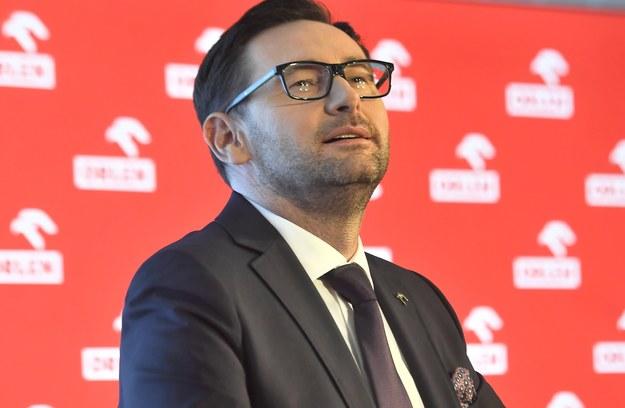 Daniel Obajtek /Marcin Gadomski /PAP