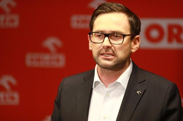 Daniel Obajtek /Szymon Łabiński /PAP