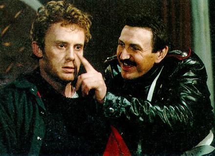 """Daniel Olbrychski i Krzysztof Majchrzak w filmie """"Ga, Ga. Chwała bohaterom"""" (1985) /"""