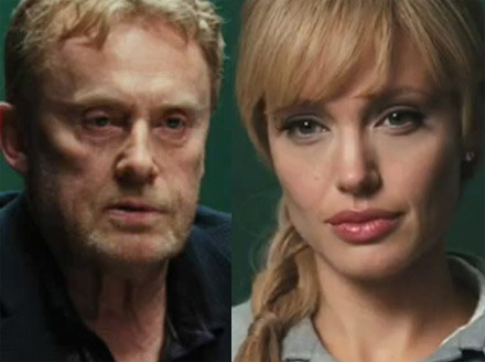 Daniel Olbrychski vs Angelina Jolie /