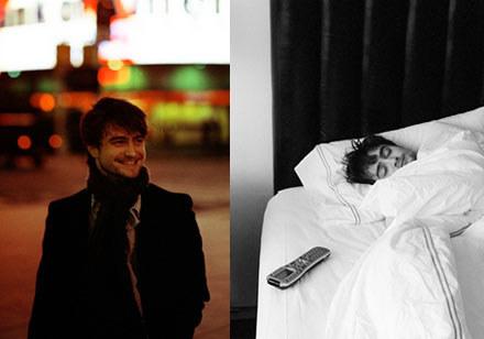 """Daniel Radcliffe dla """"dziewczyn, które chcą go poznać bliżej"""" /materiały prasowe"""