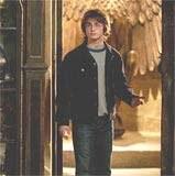 """Daniel Radcliffe jako Harry Potter w filmie """"Czara Ognia"""" /"""