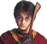Daniel Radcliffe jako Harry Potter /