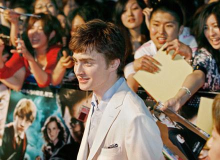 Daniel Radcliffe niewinny przesunięciu premiery filmu... /AFP