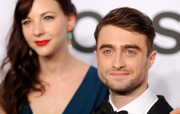 Daniel Radcliffe pochwalił się, jak przeżył swój pierwszy raz /Dimitrios Kambouris /Getty Images