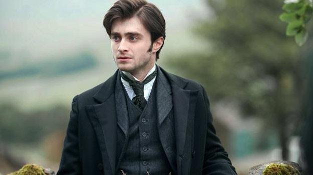 """Daniel Radcliffe w filmie """"Kobieta w czerni"""" /materiały dystrybutora"""