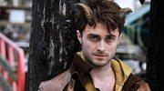 Daniel Radcliffe z rogami