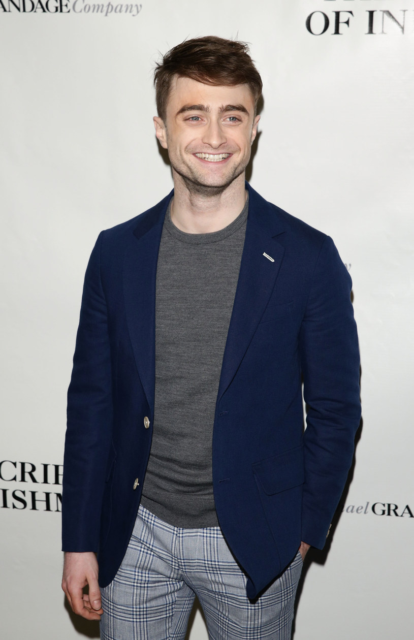 Daniel Radcliffe /Andrew Toth /Getty Images