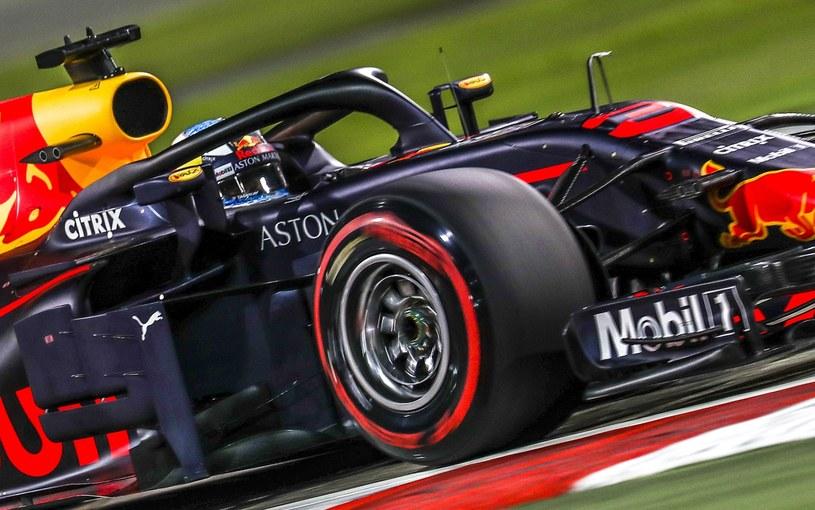 Daniel Ricciardo z zespołu Aston Martin Red Bull Racing /PAP/EPA