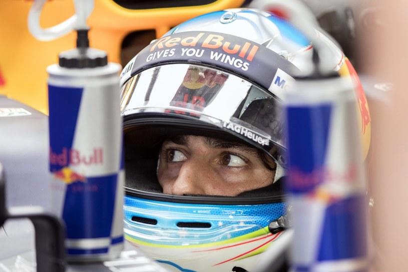 Daniel Ricciardo /PAP/EPA