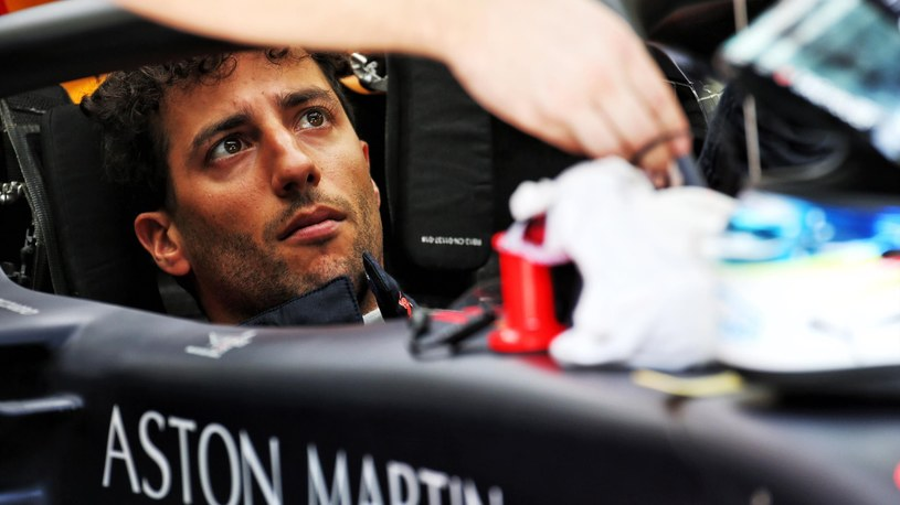 Daniel Ricciardo /F1i