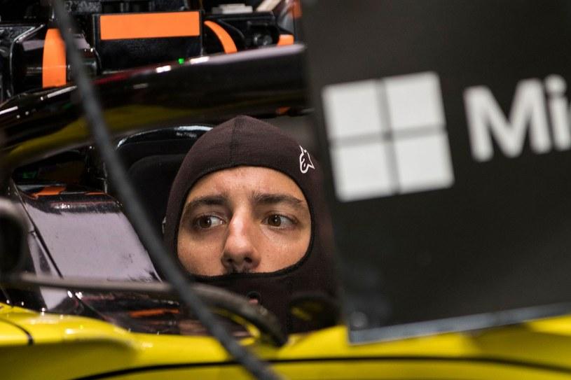 Daniel Ricciardo /AFP