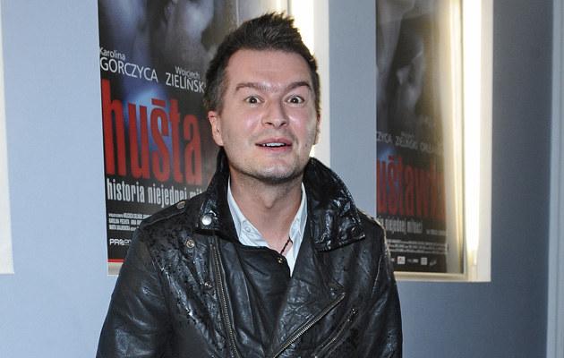 Daniel Wieleba, fot.Andras Szilagyi  /MWMedia