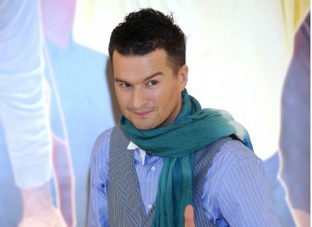 Daniel Wieleba wie, że nie wygra programu. Woli milion w Lotto fot.M.Ulatowski /MWMedia