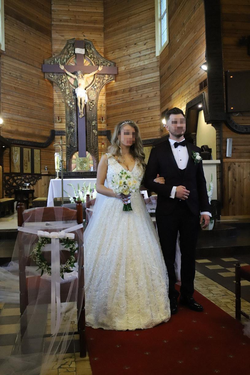 Daniel z żoną /Anatol Chomicz /East News