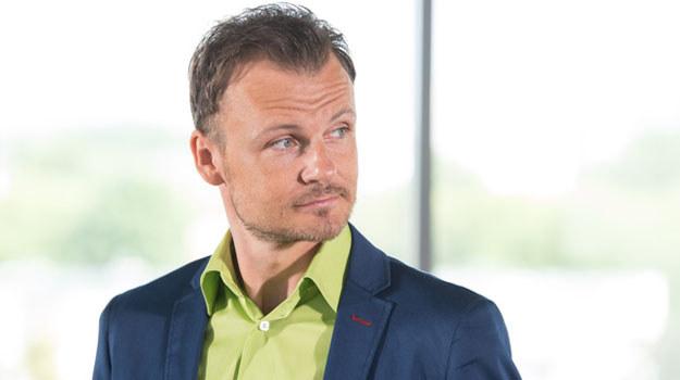 Daniel Zawadzki (Michał Chojnicki) /Agencja W. Impact