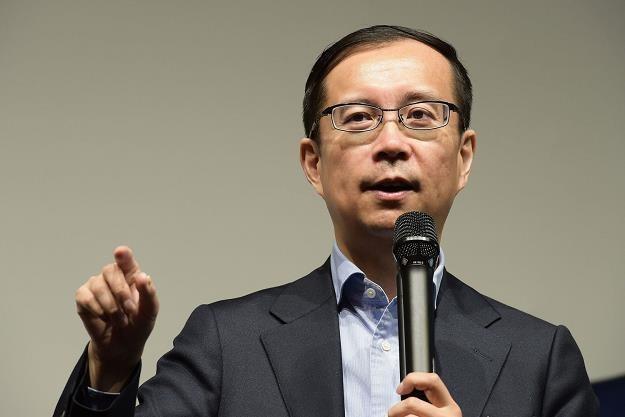 Daniel Zhang, dyrektor generalny Alibaba Group /AFP
