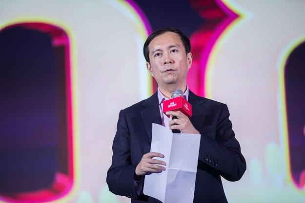Daniel Zhang, przyszły szef Alibaby /AFP