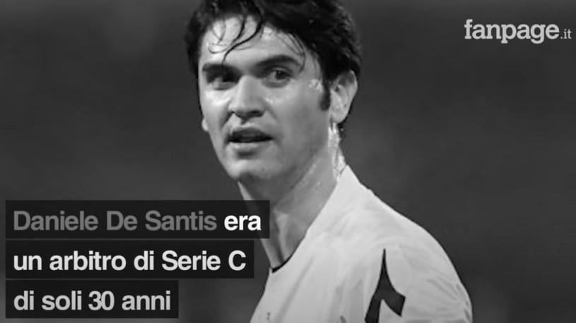 Daniele De Santis został zamordowany w Lecce /