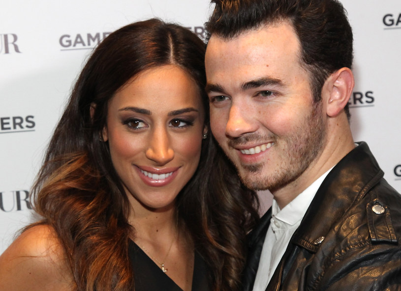 Danielle i Kevin Jonas /Getty Images