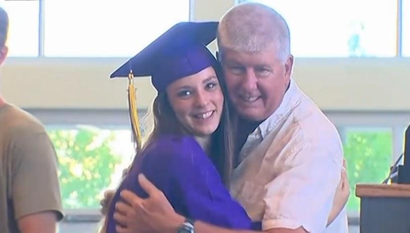 Danielle i Mike spotkali się po 17 latach /abcnews.go.com /INTERIA.PL
