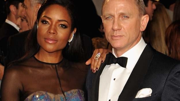 Danielowi Craigowi towarzyszyła Naomi Harris - fot. Eamonn McCormack /Getty Images/Flash Press Media