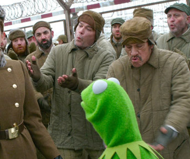 """Danny Trejo w """"Muppetach"""""""