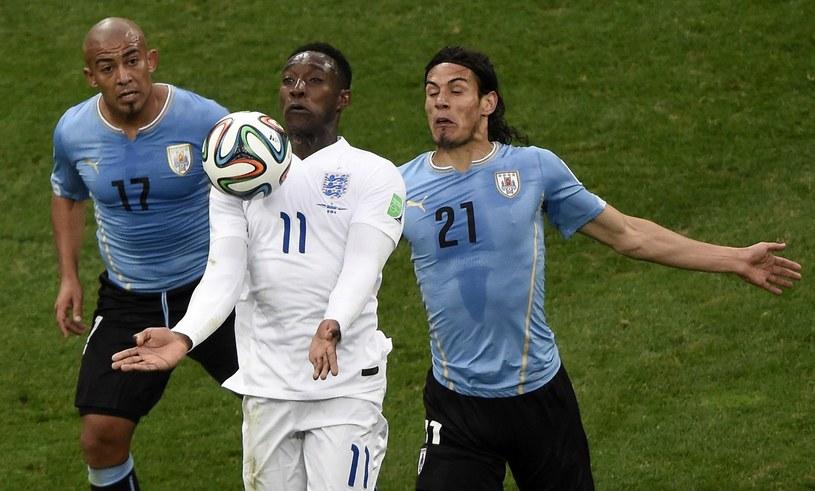 Danny Welbeck (w środku) zagra w Arsenalu /AFP