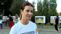 Danuta Dmowska-Andrzejuk o inauguracji Europejskiego Tygodnia Sportu (POLSAT SPORT). Wideo