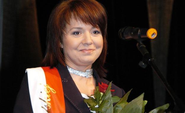 """Danuta Holecka była gospodynią magazynu """"Minęła dwudziesta"""" /AKPA"""