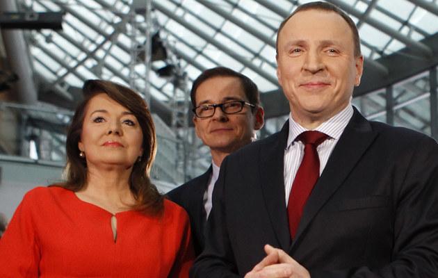 Danuta Holecka i Kurski /- /East News