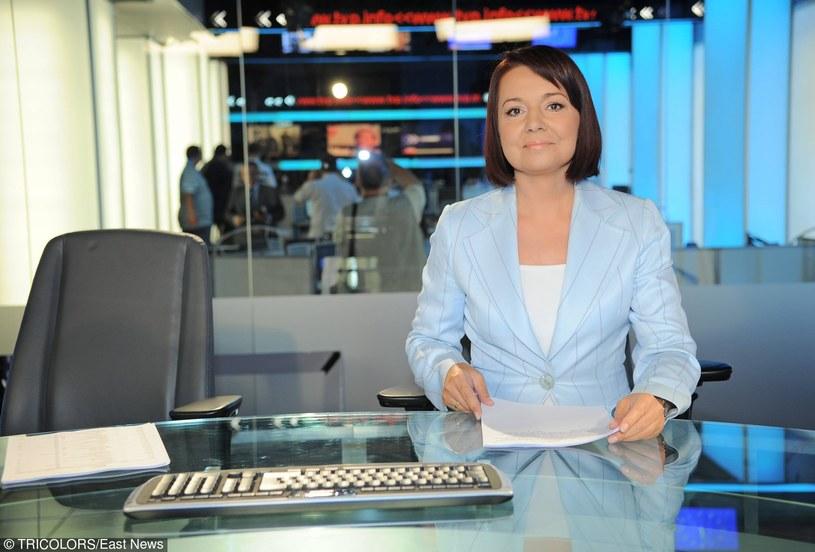 Danuta Holecka /- /East News