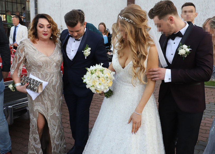 Danuta i Zenon Martyniukowie wyprawili synowi huczne wesele. Co dalej z małżeństwem Daniela? /Anatol Chomicz /East News