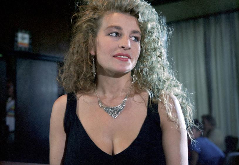"""Danuta Lato - ujęcie z serialu """"W Labiryncie"""" /INPLUS /East News"""