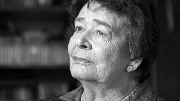 Danuta Michałowska miała 92 lata - fot. Anna Kruk /East News