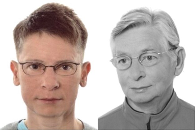Danuta Przybylska i Monika Przybylska /Policja