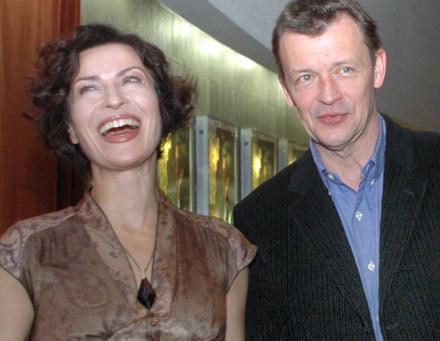 Danuta Stenka i Jan Frycz w kinach już w styczniu 2008 - fot. Marek Ulatowski /MWMedia